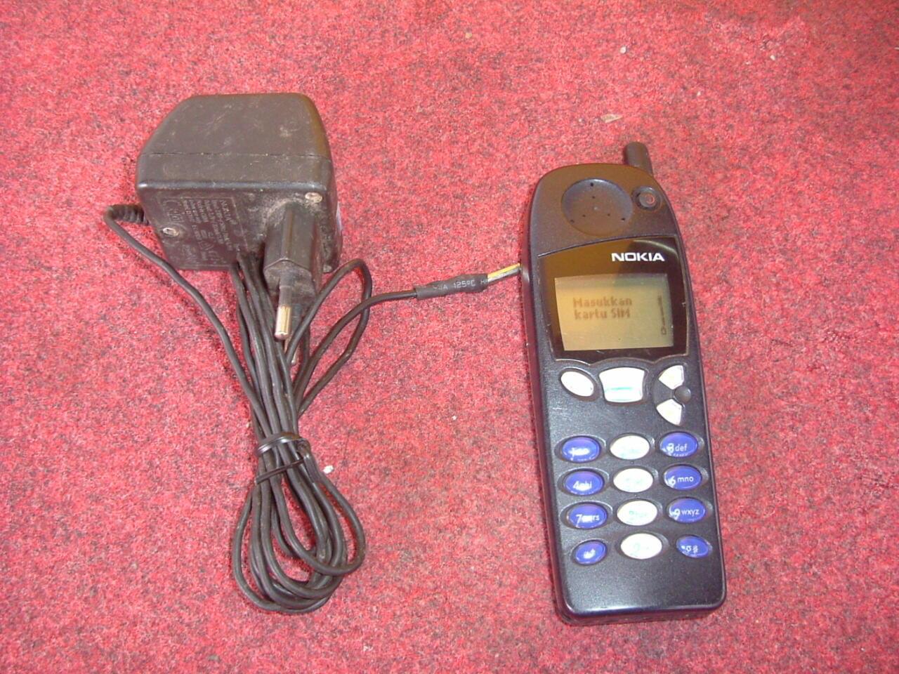 Nokia JADUL Nokia Lama normal 5110 gsm bekas solo murah