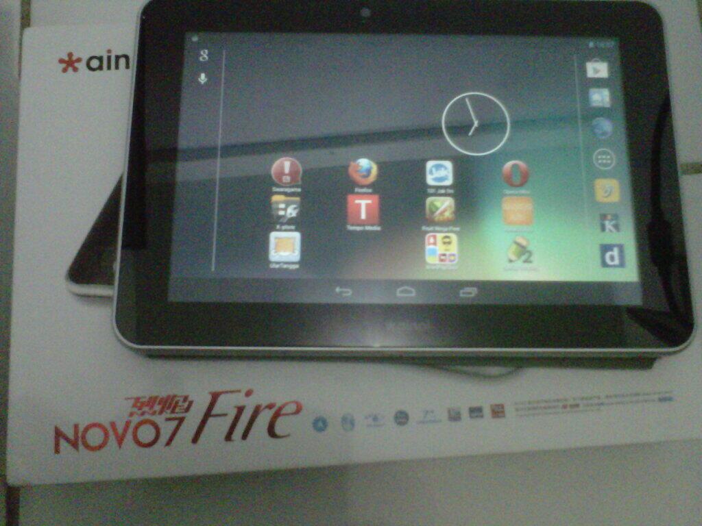 Jual Ainol Novo 7 Fire (Cikarang)