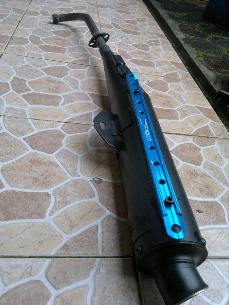 [WTS] Knalpot/Exhaust AHRS Silent Series Max Power for Jupiter Z 2005
