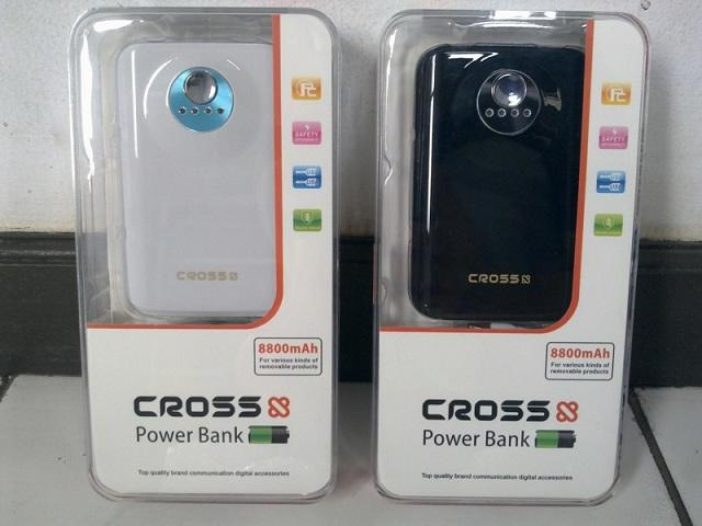 baterai/battery/batre blackberry hippo highcapacity,powerbank hippo,cross,viora