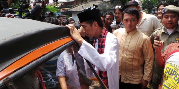 Jokowi Akan Satukan PPD, Metromini, Kopaja, dan Bajaj