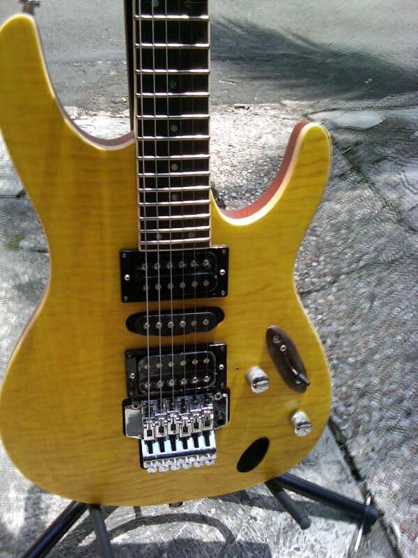 Jual Gitar Ibanez RG Series dan Ibanez S Series Mantab!!!