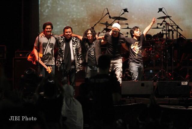 Band Rock Indonesia Legendaris ( Menurut Ane ) | KASKUS