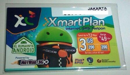 XL Internet HotRod 3G+