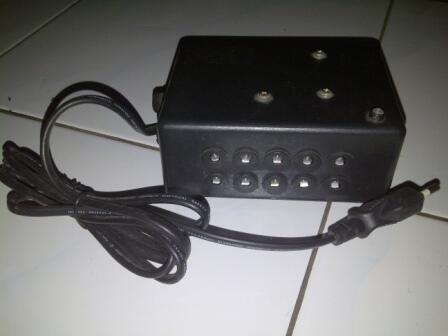 power supply revolt! gogo 10 output 2nd!