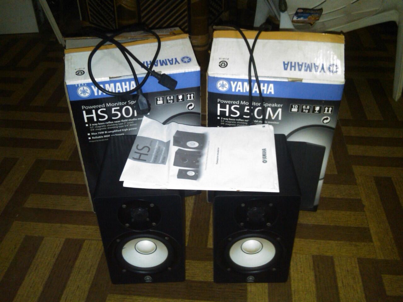 Jual Speaker Monitor Recording Yamaha HS50