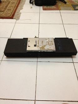 2nd PS2 Fat 3006 Network Adapter HDD 80GB