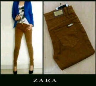 SALE ZARA JEGGING 120K MURMER.WELCOME RESELLER!!!