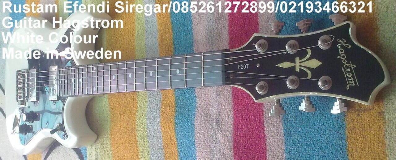 Guitar Hagstrom Made in : Sweden