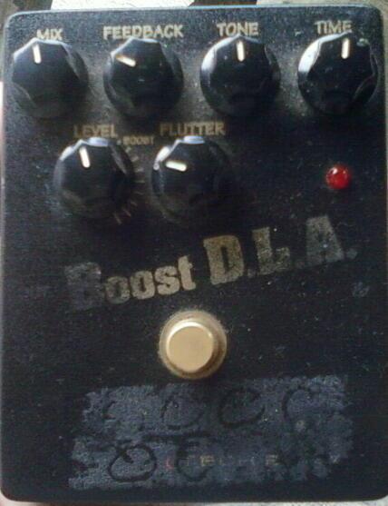 Bosst D.L.A Tech 21 Made In USA