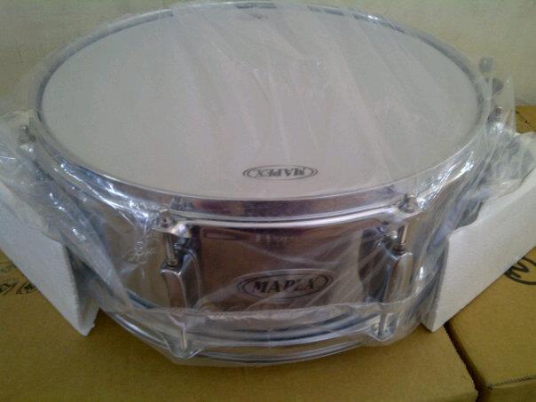 Snare Mapex Venus 14x5.5 Steel