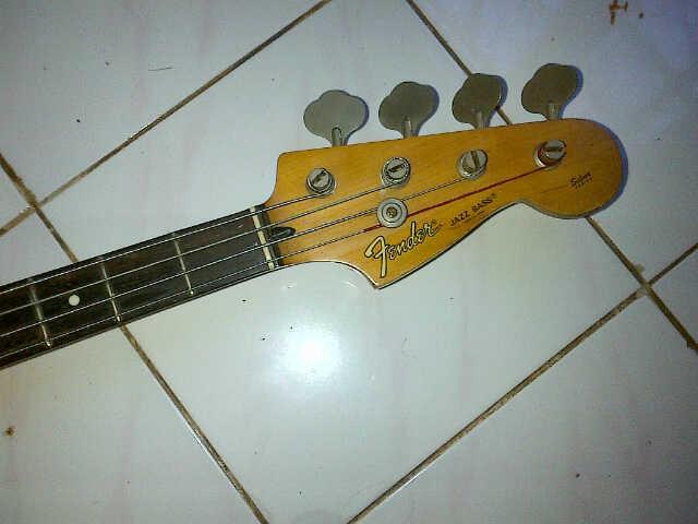 FS : Fender Jazz Bass Made in Japan