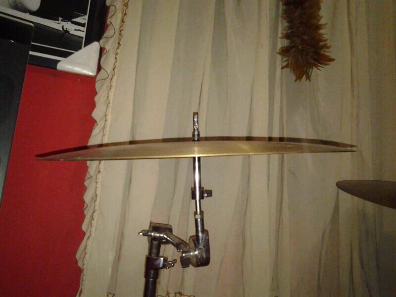 """WTS cymbal STAGG CS FLATT RIDE 18"""""""