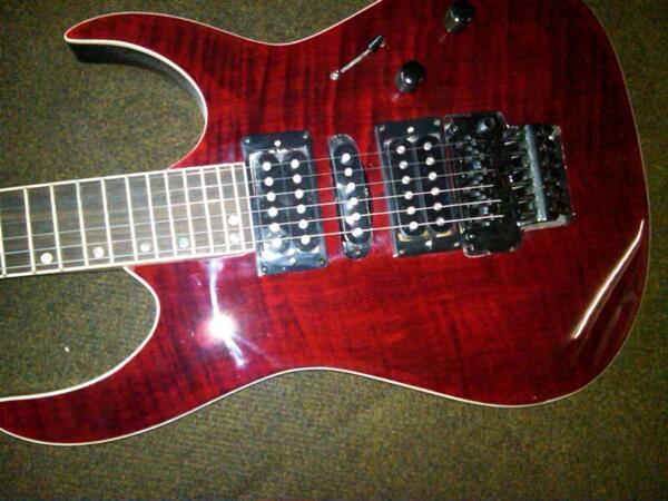 Jual Gitar Ibanez RG Premium Mantab!!