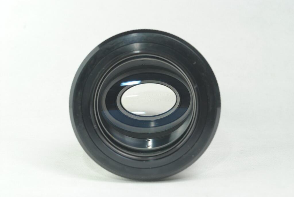 Terjual WTS / Jual Sankor Anamorphic lens, Adapter M
