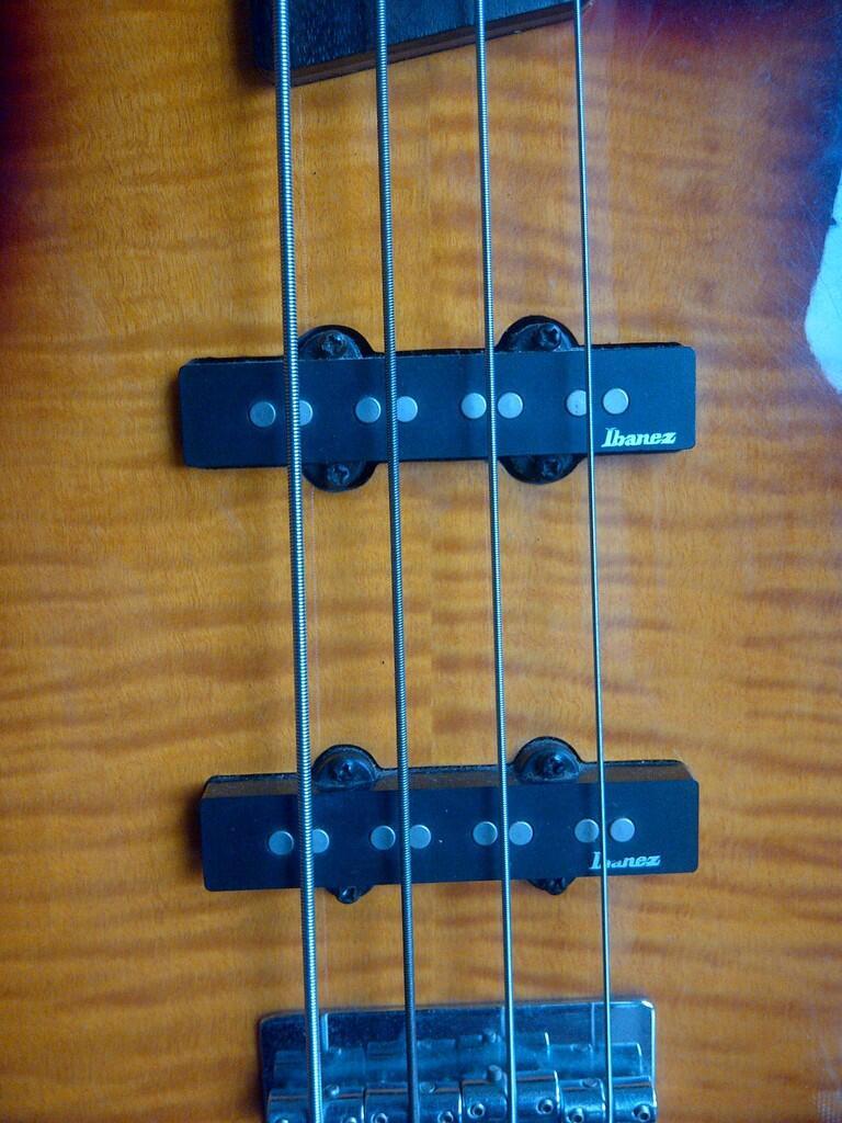 Bass Ibanez Ergodyne GSR 150 Korea