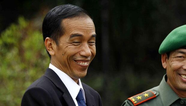 Jokowi dilamar Prabowo untuk jadi cawapres