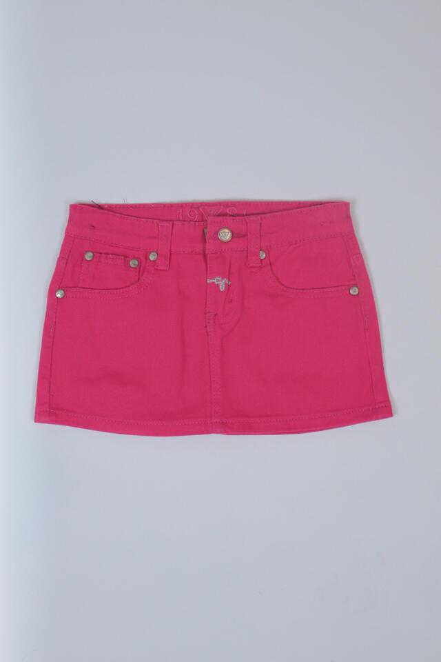 Cute mini skirt