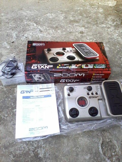 zoom g1xnext new