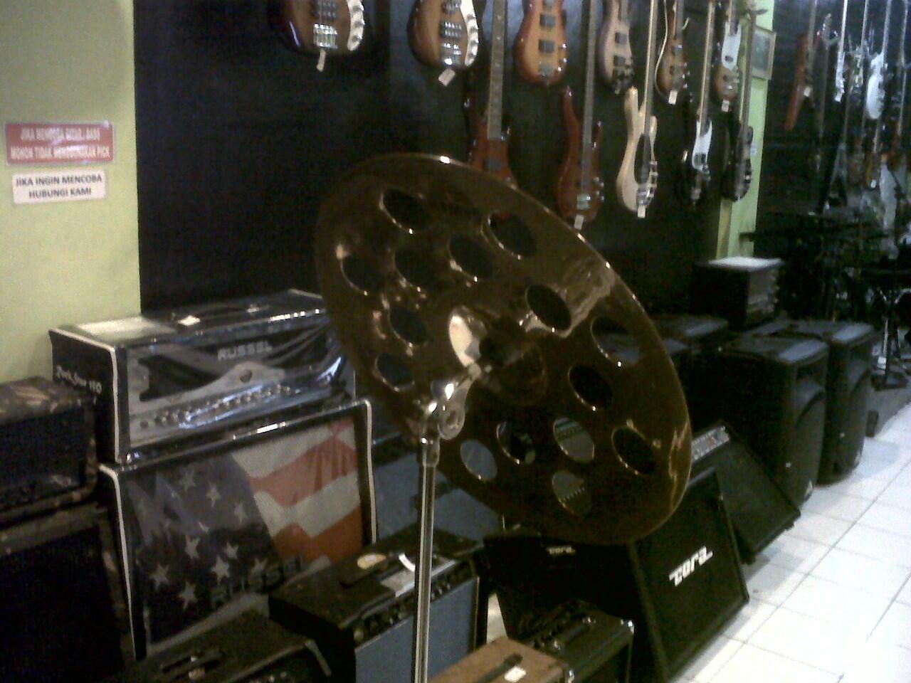 "Cymbal Sabian B8 Pro Ozone Crash 18"""