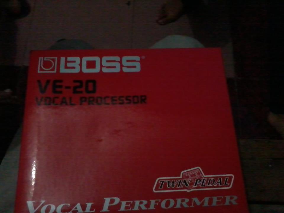 Boss VE-20 Vocal Effect Processor termurah se dunia