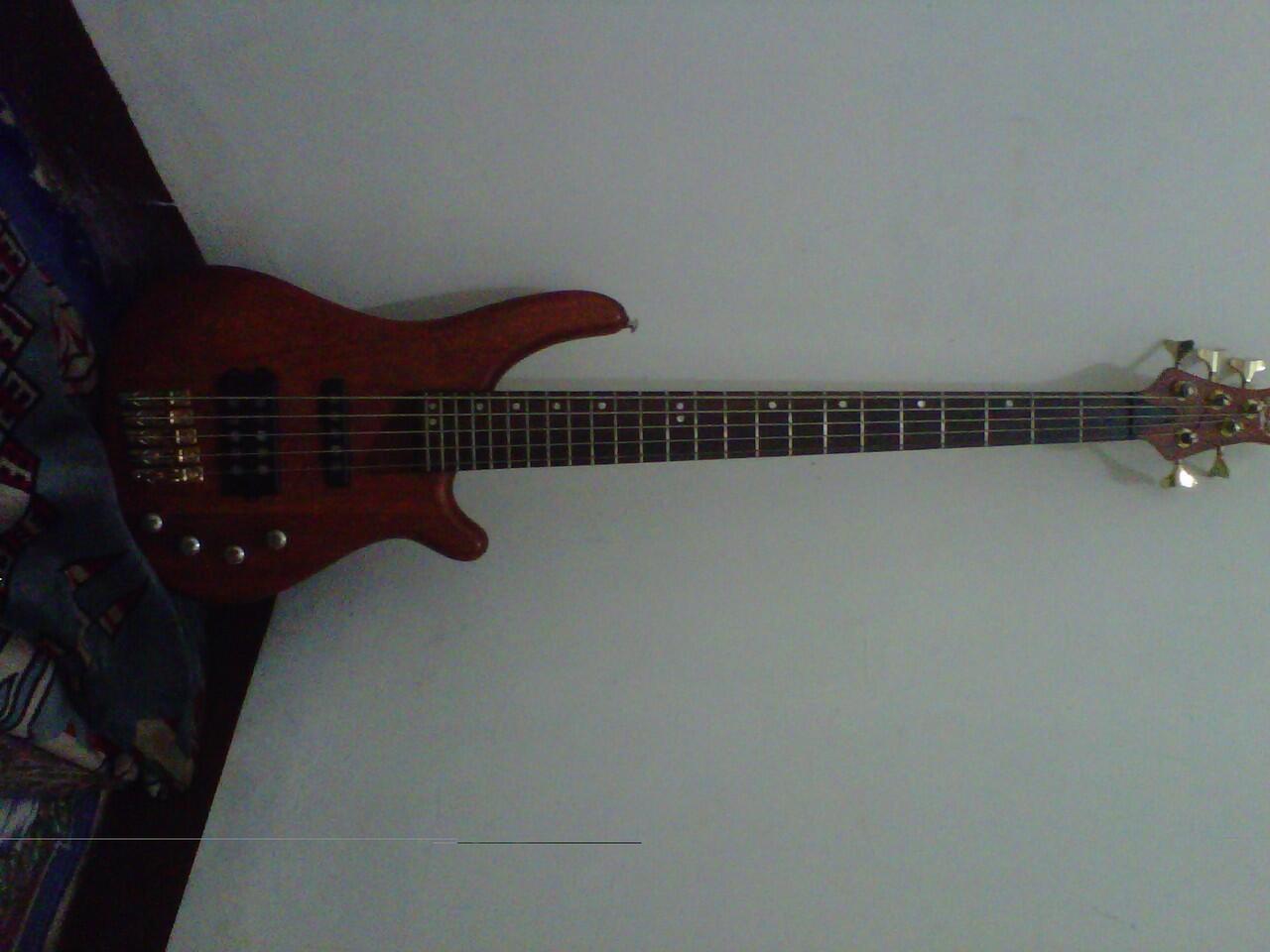 bass R&D RM5