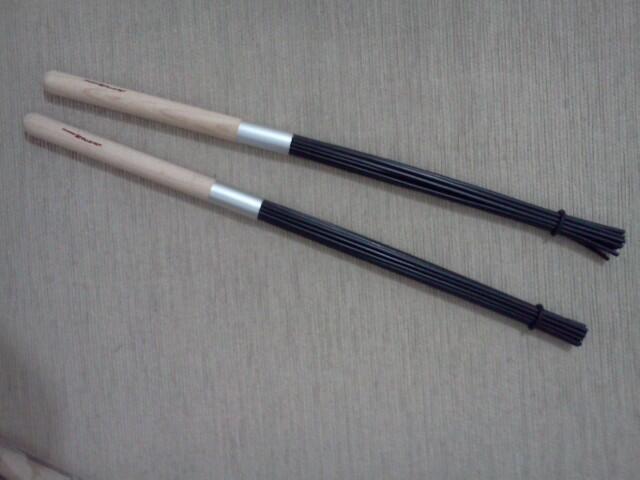 Stick Drum Brush Unplug Rod 19pcs (nylon)
