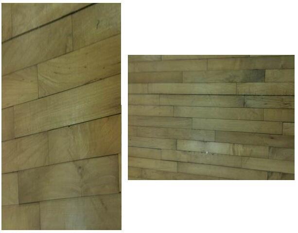 Wood Floor Squash Court