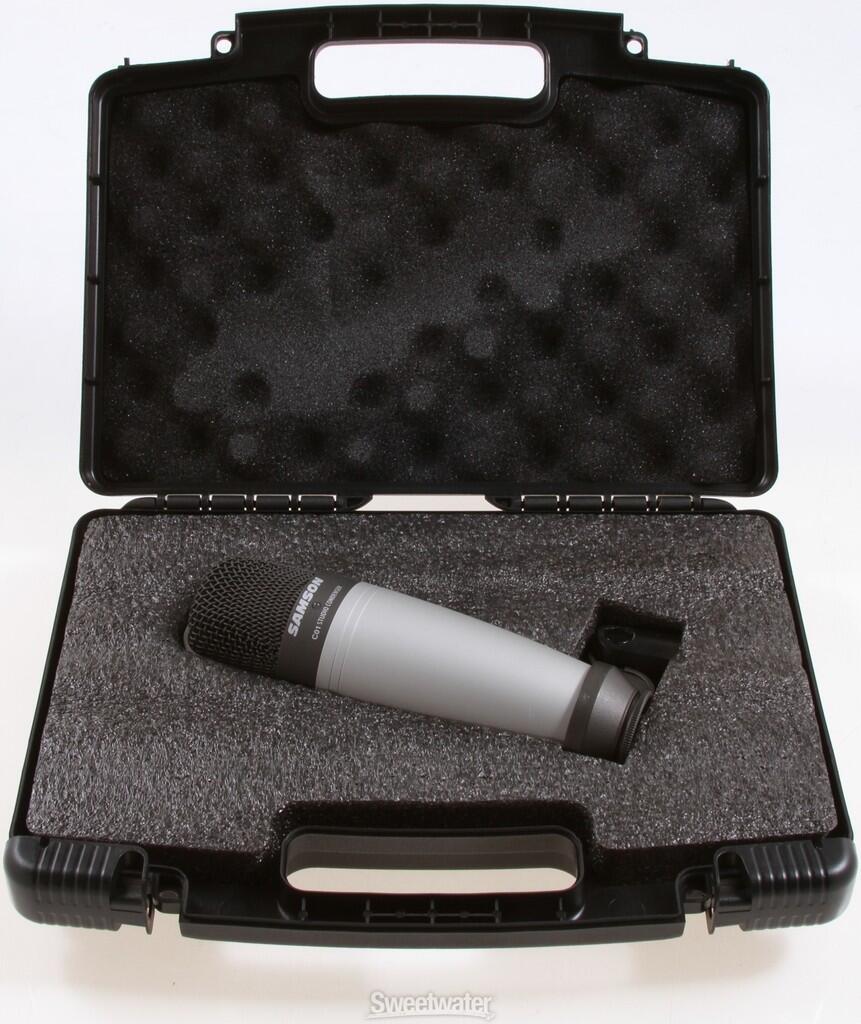 Dijual microphone samson C 01 New