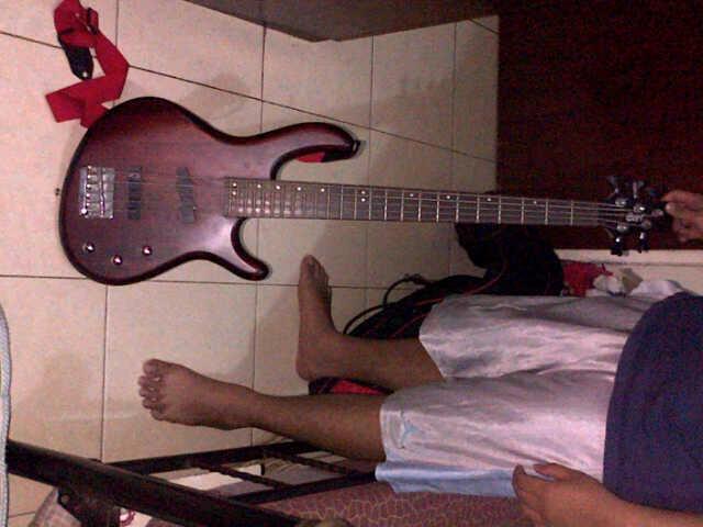 Bass Cort Acetion v 5 Cort Surabaya