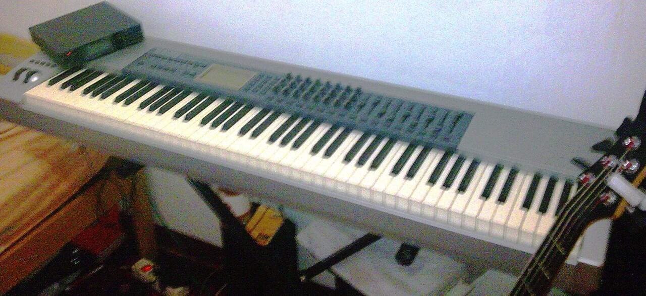 Jual : M-Audio Keystation Pro 88