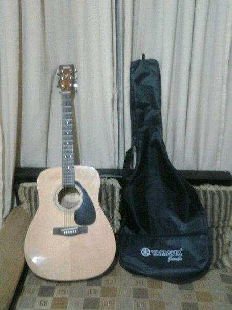 Guitar Yamaha Mari Di Check ~> ~> ~>