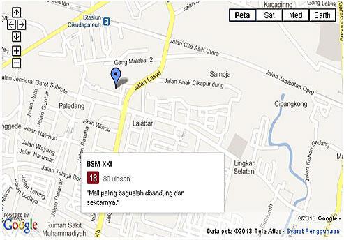 Jual Rumah Di Bandung 98m2 Dekat Trans Studio