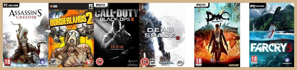 PC GAME BANDUNG, Menjual dvd game pc uptodate,bergaransi,murah