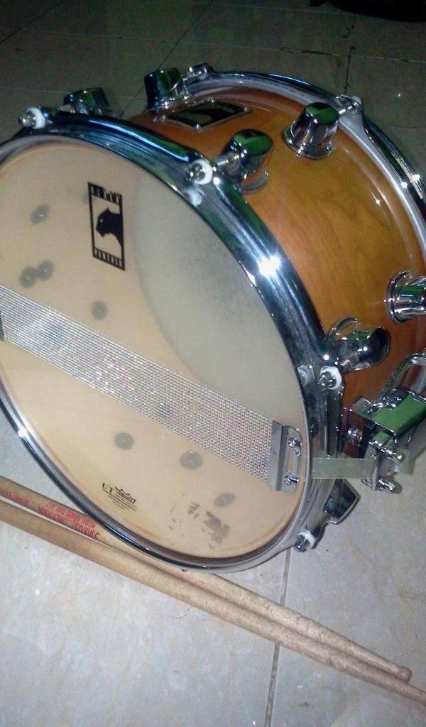 WTS Mapex Black Panther Cherry Snare Drum 2nd