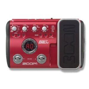Efek Bass ZOOM B1 / ZOOM B1X / ZOOM B2 / ZOOM B2.1U / ZOOM B3, NEW 100%...