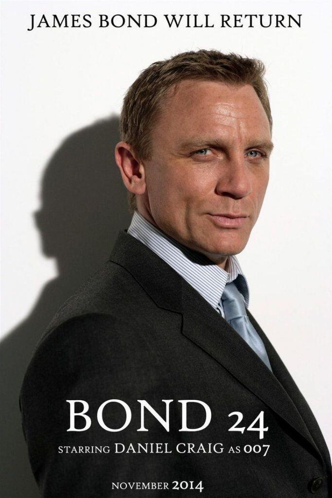 Sutradara Skyfall Kembali Arahkan Film Ke-24 James Bond?