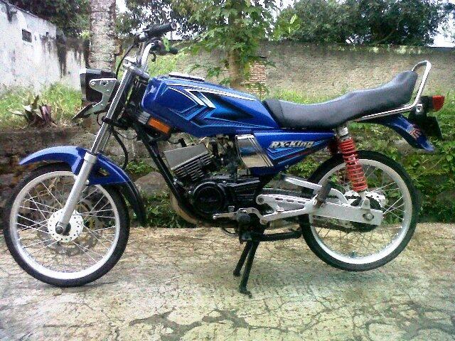 Yamaha RX KING Tahun 2003 Bandung