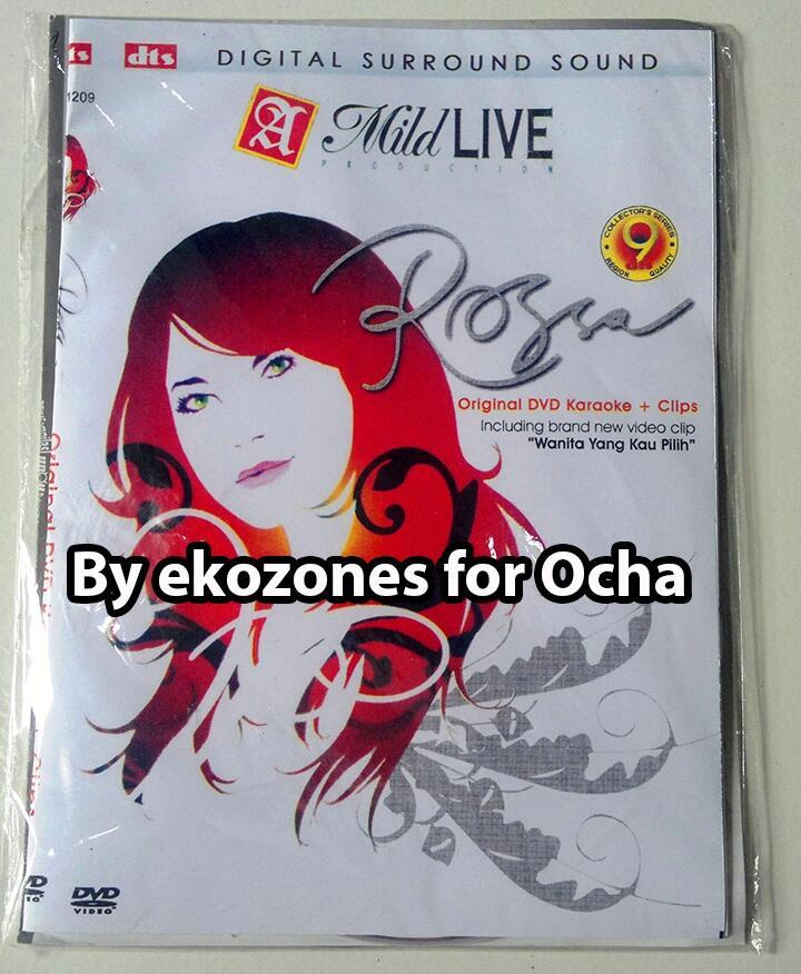 DICARI ROSSA DVD VOLUME 1