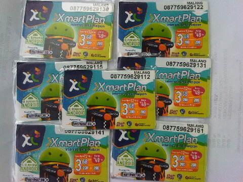 [MALANG] Part 8 - XL Xmartplan 3G+ kuota 3giga/2bulan dan XL BB full service [MALANG]