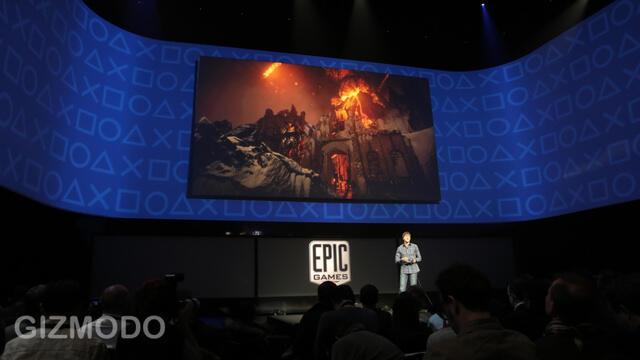 Sony Resmi Umumkan PS 4