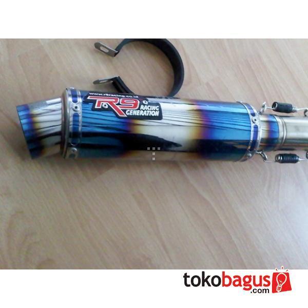 knalpot R9 new mugello for ninja 250 / ninja 250 FI