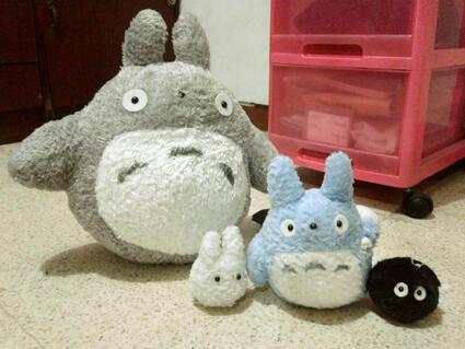 Totoro & Friends (Rare Items)