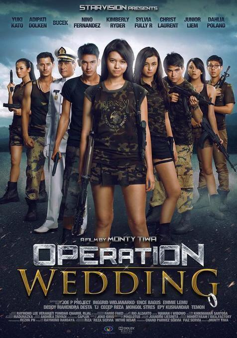 Operation Wedding Film Aksi Komedi Baru Dibintangi Yuki Kato