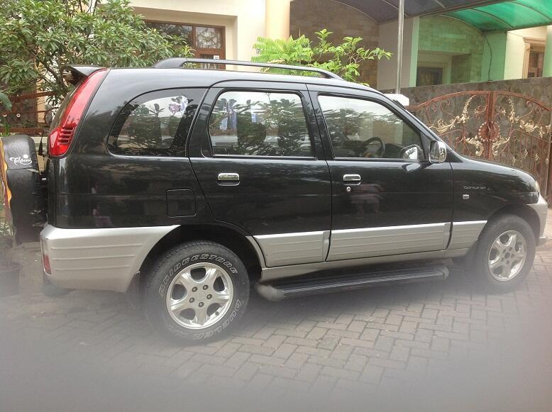Daihatsu Taruna CSX 2003 KM Rendah Bengkel Resmi Negotiable