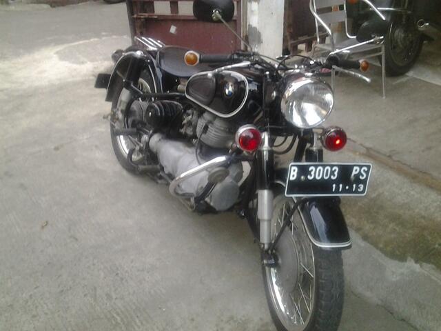 Jual Motor BMW R25., cekidot bor biker's..,