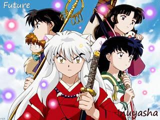 55 Koleksi Gambar Kartun Romantis Inuyasha HD Terbaik