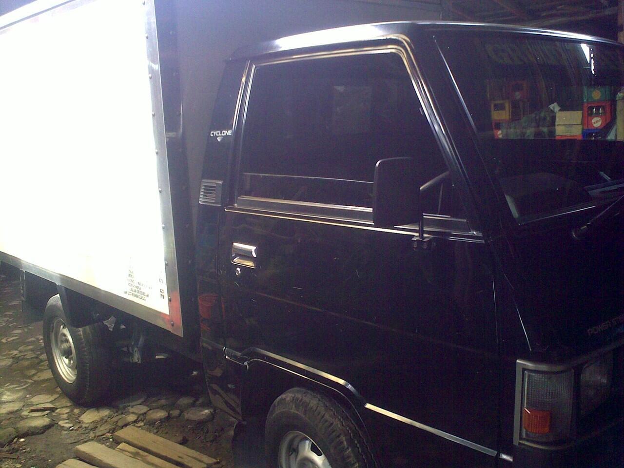 Terjual Mitsubishi L300 Box Istimewa Bandung Kaskus