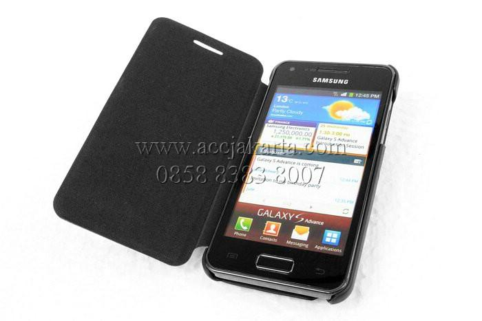 Flip Cover/Aksesoris Samsung S Advance i9070