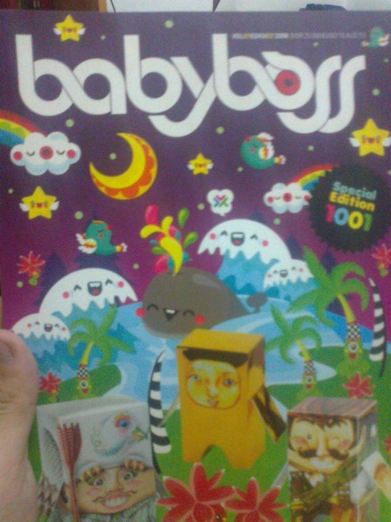 [JUAL] Majalah Babyboss (murah gan)